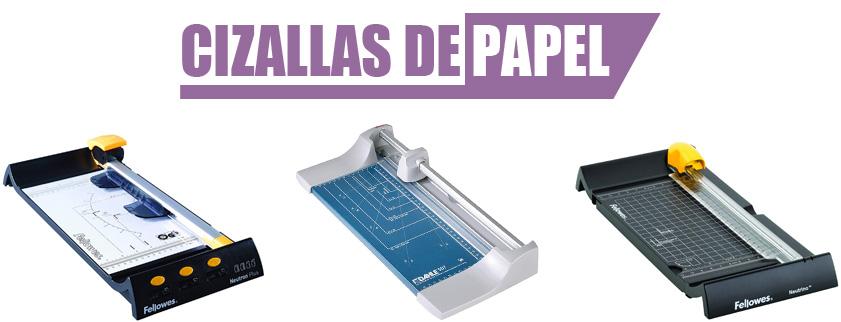 comprar cizallas de papel