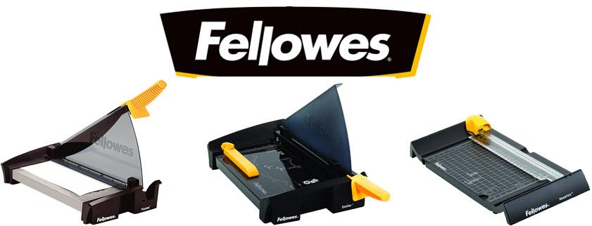 guillotinas papel fellowes