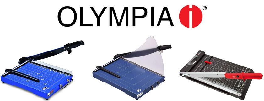 guillotinas de papel Olympia