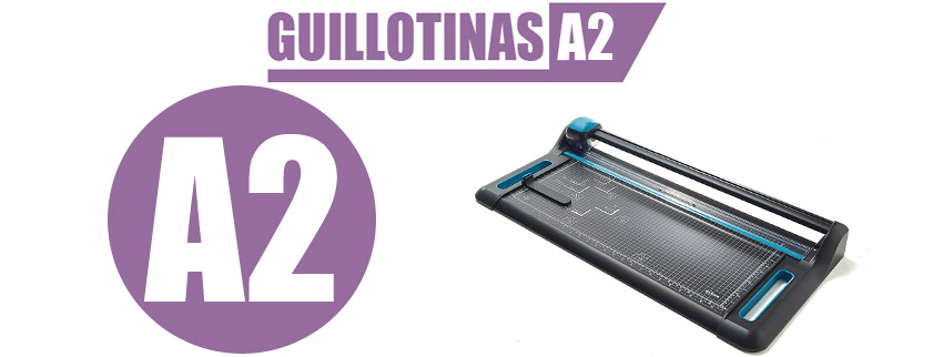 guillotina papel a2