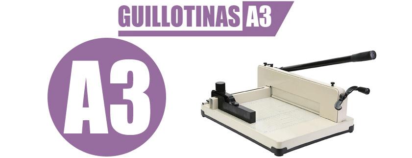 guillotinas A3
