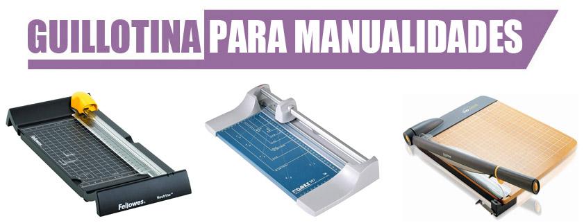 guillotinas manualidades scrapbooking